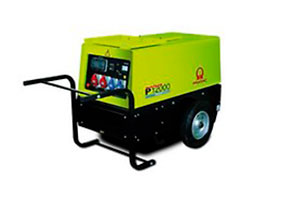 Дизельный генератор Pramac P12000