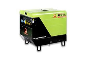 Дизель-генератор Pramac P900-230В-115В с АВР