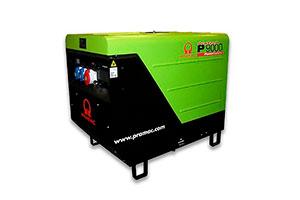 Дизель-генератор Pramac P9000 400В