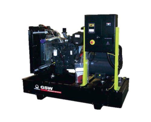 Дизельный генератор Pramac GSW80i