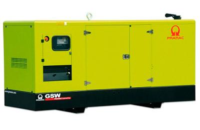 Pramac GSW 275V в кожухе