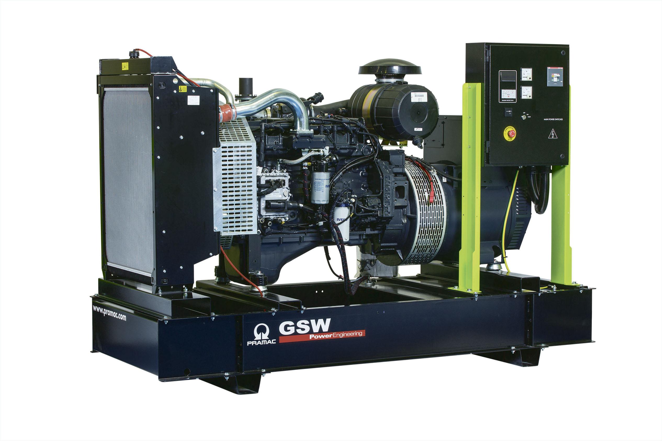 Pramac GSW 145i