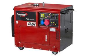 Дизельный генератор Powermate PMD5050s