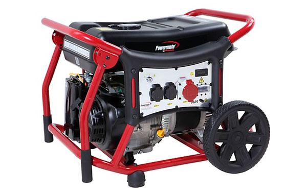 Бензиновый генератор Powermate WX6250 ES