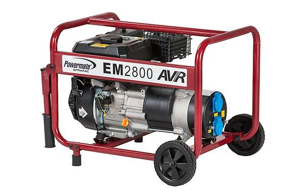 Бензиновый генератор Powermate EM2800 (by Pramac)