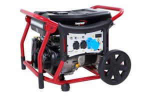 Бензиновый генератор Powermate WX6200 ES