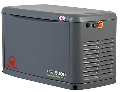 Pramac GA8000